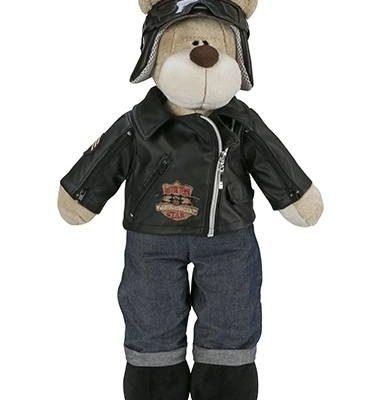 Urso motoqueiro